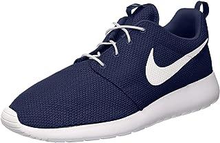 Nike Men's Rosherun Running Shoe Black/Anthracite-Sail (8.5)
