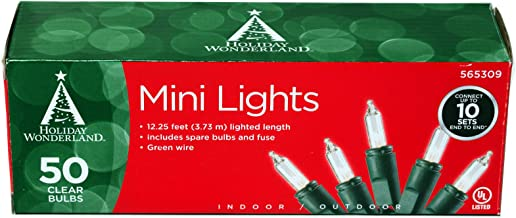 Best 50 mini lights clear Reviews