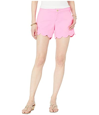 Lilly Pulitzer Buttercup Stretch Shorts (Pink Tropics) Women