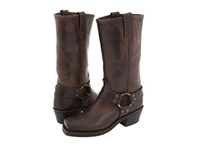Frye Harness 12R (Smoke Old Town) Women