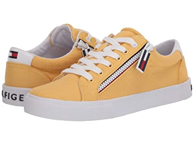 Tommy Hilfiger Paskal 2 (Yellow Multi Fabric) Women
