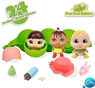 comprar comparacion Pea Pod Babies CIFE 41800 - Muñecos bebé con accesorios, Multicolor, Talla única