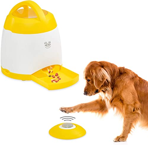 high quality Arf Pets Dog Treat Dispenser – Dog Puzzle Memory Training Activity Toy – outlet sale Treat While Train, Promotes Exercise by outlet sale Rewarding Your Pet, Cat, Improves Memory & Positive Training for A Healthier & Happier sale