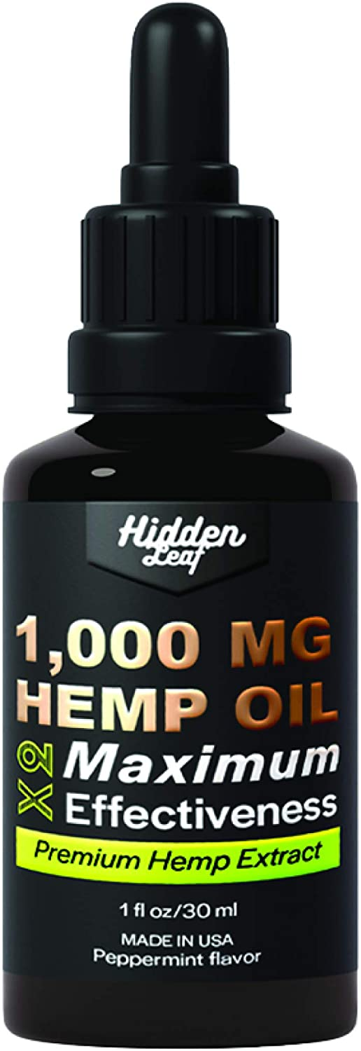 Hemp Oil 1000mg Max 50% OFF : for Relief Anxiety Mo Pain Mail order cheap Stress