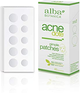 Alba Botanica Acnedote Pimple Patches, 40 Count