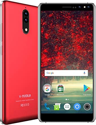 $69 » V Mobile N8,Unlocked Smart Phone,5.5 Inch,16GB ROM, 8MP+5MP Camera,Dual SIM,2800mAh Battery,Quad-core,Android 7.0,3G Unlocked Cell Phones Support AT&T and T-Mobile.