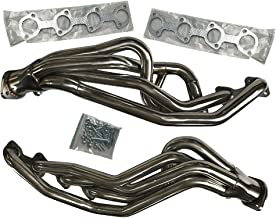 MILLION PARTS Stainless Steel Header Exhaust System Kit fit for 1996-2004 ford Mustang 4.6L V8 Engine