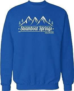 NOFO Clothing Co Steamboat Springs, Colorado Crew Neck Sweatshirt