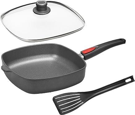 Amazon.es: sartenes aluminio fundido - Bandejas para horno ...
