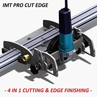 IMT-PRO CUT EDGE IP520S- Wet Cutting Rail Saw/Grinder/ Polisher/Profiler For Granite- Tool only