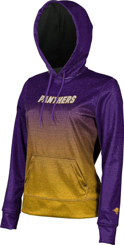 University of Northern Iowa Girls' Pullover Hoodie, School Spirit Sweatshirt (Gradient)