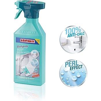 Kit de productos para quitar la cal de la mampara de ducha y ...