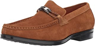 Stacy Adams Men's Neville Moc-Toe Slip Penny Loafer