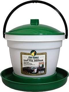 Free Range 04235 3-1/4 Gallon Poultry Drinker