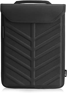 tomtoc EVA Hard Shell Laptop Carrying Case for New MacBook Air 13-inch with Retina Display A1932, 13 Inch New MacBook Pro with USB-C A1989 A1706 A1708, Spill-Resistant Slim MacBook Protective Sleeve