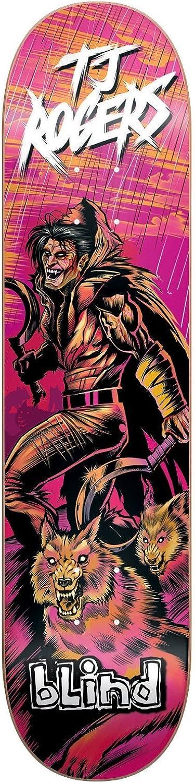Blind Warrior R7 R7 R7 TJ Rogers Tablett-Skate für Skateboard Unisex Erwachsene, Mehrfarbig, 8 x 31.56 cm B01F8032CO  Internationale Wahl 848112