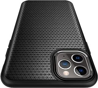 Capa iPhone 11 Pro Max Spigen Liquid Air Black, Spigen, Capa Anti-Impacto, Preto