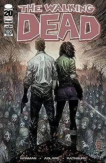 Walking Dead #100 Marc Silvestri Cover B First Appearance of Negan