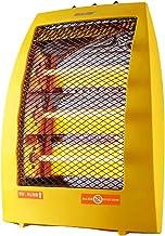 ZXF- Calentador Hogar Tubo De Cuarzo Calentador Eléctrico Calentador De Escritorio Pequeña Estufa para Hornear