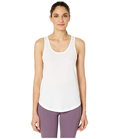 Beyond Yoga To the Point Looped Tank (White) Women