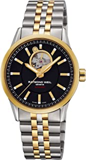 Raymond Weil Men's Automatic Raymond Weil analog Display and Stainless Steel Strap, 2710-STP-20021