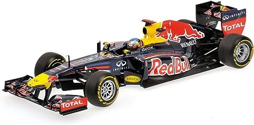 mejor servicio 2012 rojo Bull Racing Showcar [Minichamps 110120071], Sebastian Vettel, Vettel, Vettel, 1 18 Die Cast  marca