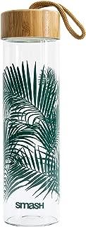 Smash Fashion Glass Bottle Fronds