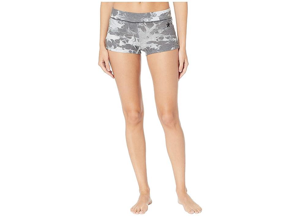 Dakine Kaia Fleece Shorts (Back Stone Wash) Women