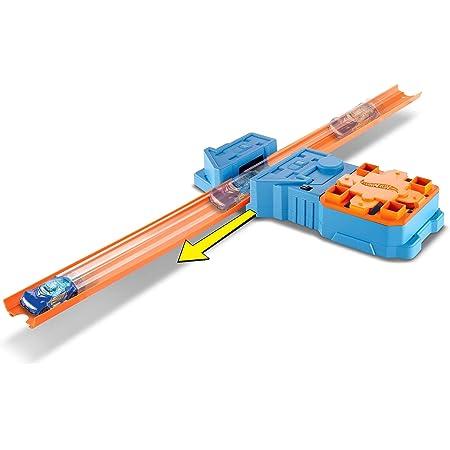 Hot Wheels - Track Builder, pack de accesorios para pistas Booster - (Mattel GBN81)