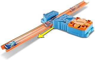Hot Wheels Accessoires Booster Pack, coffret de jeu pour petites voitures avec circuit et pistes, Jouet pour enfant, GBN81