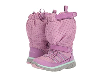 Stride Rite Made 2 Play Sneaker Boot (Toddler/Little Kid) (Purple 2) Boys Shoes