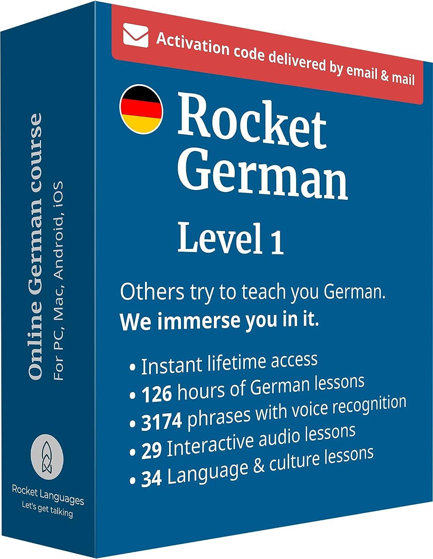 Learn German online: supreme Read write G speak German. Inexpensive and understand
