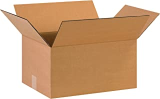 Aviditi Single-Wall Corrugated Box, 16