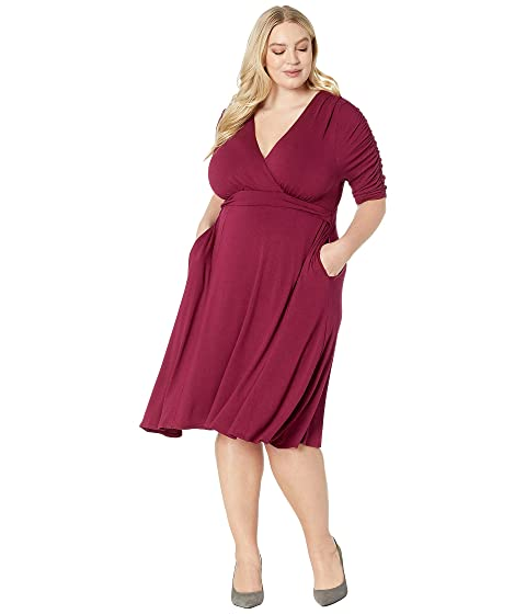 2c0295196c4 Kiyonna Gabriella Dress at Zappos.com