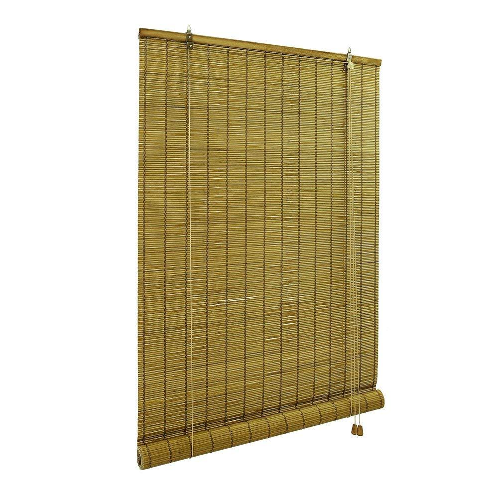 Victoria M. Persiana de bambú para Interiores, 60 x 160 cm, Color marrón: Amazon.es: Hogar