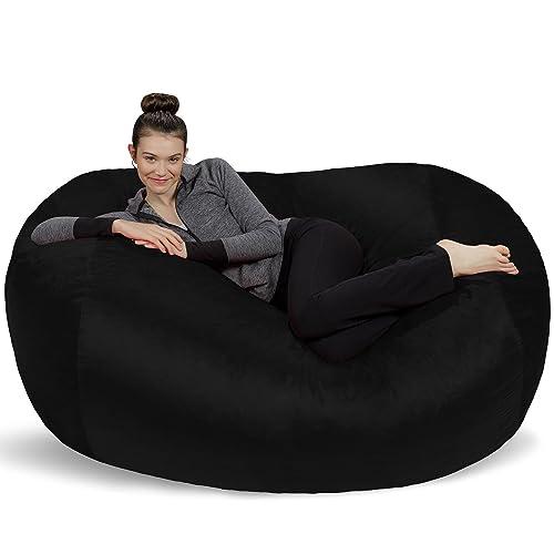 Miraculous Beanbag Beds Amazon Com Pabps2019 Chair Design Images Pabps2019Com