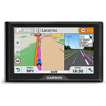 Garmin Drive 51 EU LMT-S Plus - Navegador GPS, Exclusivo Amazon, Negro: Amazon.es: Electrónica