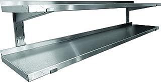 FBK//Lebensmittelhygiene 200 mm x 125 mm Maya Professional Tools 81900-5 Ergonomischer Spachtel mit 3 Arbeitsseiten Gr/ün