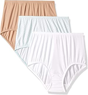 Olga Women's Without a Stitch 3 Pack Brief