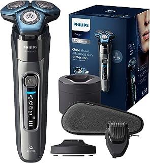 Philips Elektrisk rakapparat Series 7000 - SkinIQ-Teknik - Antifriktionsbeläggning - Rörelsekontrollsensor - Flexibla 360-...