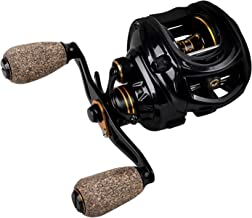 Fiblink Baitcasting Fishing Reel 10+1 Ball Bearings Right/Left Hand Casting Reel Ultra Smooth Baitcaster for Freshwater and Saltwater with Reel Bag