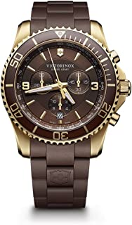 Victorinox Swiss Army Men's Maverick Chronograph Watch
