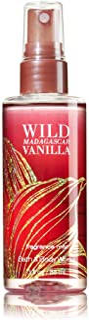 Bath & Body Works Wild Madagascar Vanilla 3 oz (88 ml) Travel Size Fragrance Mist