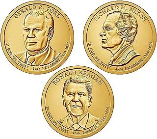 us presidential dollar coins