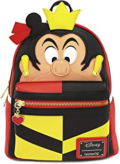 Loungefly x Alice in Wonderland Queen of Hearts Cosplay Mini Backpack