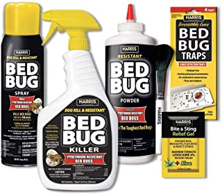 Best harris bed bug killer instructions Reviews