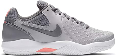 Nike Women's Air Zoom Resistance Sports Sneakers(Grey/Grey/ 65) Size 6.5W