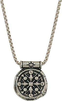 "Alex and Ani Compass 32"" Necklace"