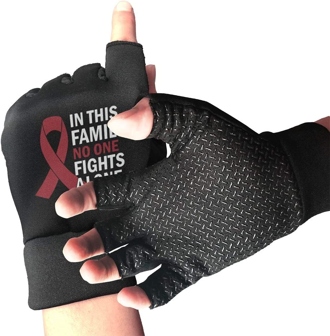 Men Women No One At the price Fights Multiple Myeloma Max 77% OFF Fingerl Alone Awareness