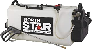 NorthStar ATV Boomless Broadcast and Spot Sprayer - 26-Gallon Capacity, 2.2 GPM, 12 Volts